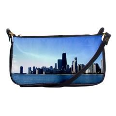 Chicago Skyline Evening Bag
