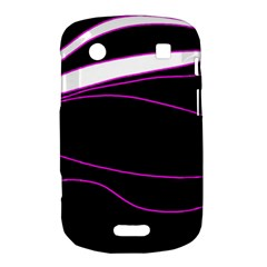 Purple, white and black lines Bold Touch 9900 9930