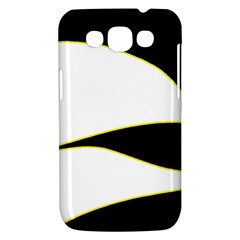 Yellow, black and white Samsung Galaxy Win I8550 Hardshell Case