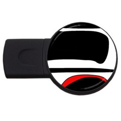 Fantasy USB Flash Drive Round (2 GB)