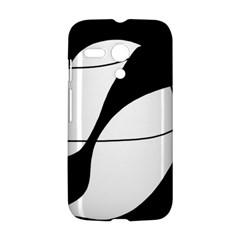 White and black shadow Motorola Moto G
