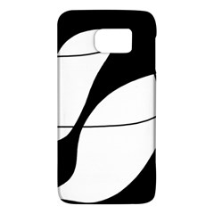 White and black shadow Galaxy S6