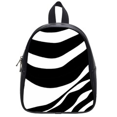 White or black School Bags (Small)