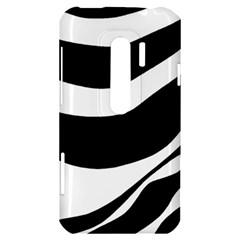 White or black HTC Evo 3D Hardshell Case