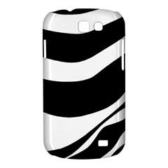 White or black Samsung Galaxy Express I8730 Hardshell Case