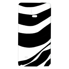 White or black Galaxy Note 4 Back Case