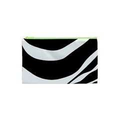 White or black Cosmetic Bag (XS)