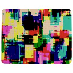 Color Abstract Background Textures Jigsaw Puzzle Photo Stand (Rectangular)