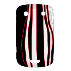 White, red and black lines Bold Touch 9900 9930