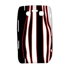 White, red and black lines Bold 9700