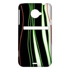 Colorful lines harmony HTC Evo 4G LTE Hardshell Case