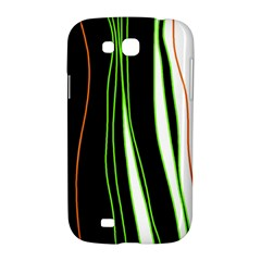 Colorful lines harmony Samsung Galaxy Grand GT-I9128 Hardshell Case