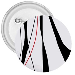 Red, white and black elegant design 3  Buttons