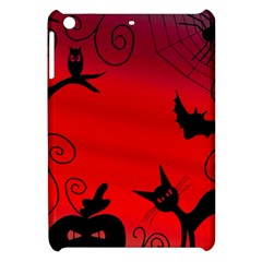 Halloween landscape Apple iPad Mini Hardshell Case