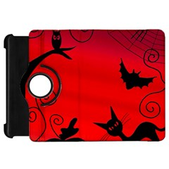 Halloween landscape Kindle Fire HD Flip 360 Case