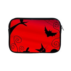 Halloween landscape Apple iPad Mini Zipper Cases