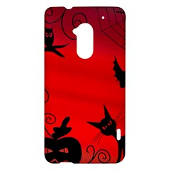 Halloween landscape HTC One Max (T6) Hardshell Case