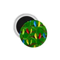 Parrots Flock 1.75  Magnets