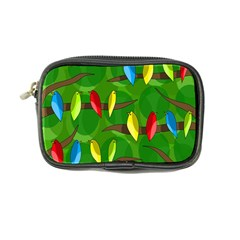Parrots Flock Coin Purse