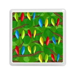 Parrots Flock Memory Card Reader (Square)