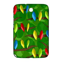 Parrots Flock Samsung Galaxy Note 8.0 N5100 Hardshell Case