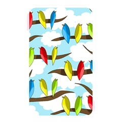 Parrots flock Memory Card Reader