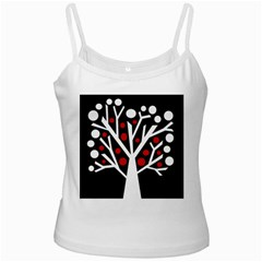 Simply decorative tree Ladies Camisoles