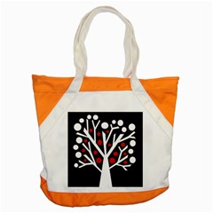 Simply decorative tree Accent Tote Bag