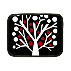 Simply decorative tree Netbook Case (Small)