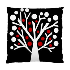 Simply decorative tree Standard Cushion Case (Two Sides)