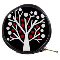 Simply decorative tree Mini Makeup Bags