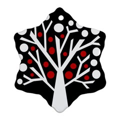 Simply decorative tree Ornament (Snowflake)