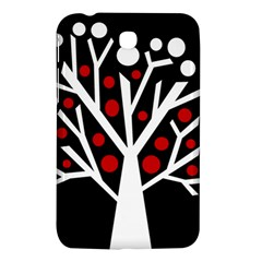 Simply decorative tree Samsung Galaxy Tab 3 (7 ) P3200 Hardshell Case