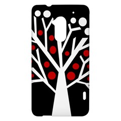 Simply decorative tree HTC One Max (T6) Hardshell Case
