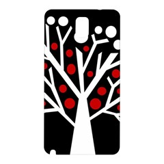 Simply decorative tree Samsung Galaxy Note 3 N9005 Hardshell Back Case
