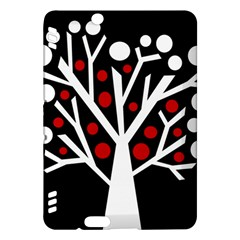 Simply decorative tree Kindle Fire HDX Hardshell Case