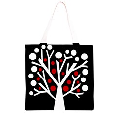 Simply decorative tree Grocery Light Tote Bag