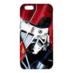 Footrests Motorcycle Page iPhone 6/6S TPU Case