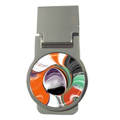 Abstract Orb Money Clips (round)