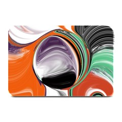 Abstract Orb Plate Mats