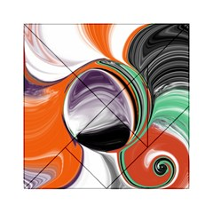 Abstract Orb Acrylic Tangram Puzzle (6  x 6 )