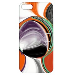 Abstract Orb Apple iPhone 5 Hardshell Case with Stand