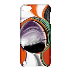 Abstract Orb Apple iPod Touch 5 Hardshell Case with Stand