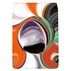 Abstract Orb Flap Covers (L)