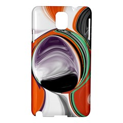 Abstract Orb Samsung Galaxy Note 3 N9005 Hardshell Case