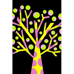 Simple colorful tree 5.5  x 8.5  Notebooks