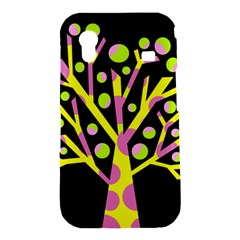 Simple colorful tree Samsung Galaxy Ace S5830 Hardshell Case