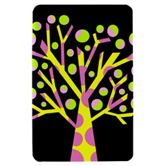 Simple colorful tree Kindle Fire (1st Gen) Hardshell Case