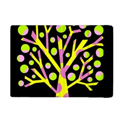 Simple colorful tree Apple iPad Mini Flip Case