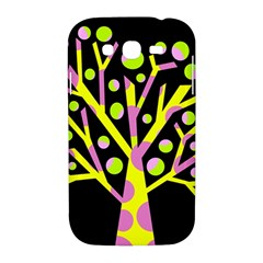 Simple colorful tree Samsung Galaxy Grand DUOS I9082 Hardshell Case